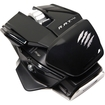 Mad Catz - R.A.T. M Bluetooth Laser Mobile Gaming Mouse - Gloss Black - Gloss Black