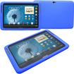 Fosmon - Silicone Soft Skin Case for Samsung Galaxy Note 10.1 - Dark Blue - Dark Blue