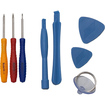 Fosmon - Repair Kit 8pcs Opening Tools For iPhone 4 4S 5 (includes 5-Point Pentalobe Screwdriver)