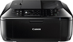 Canon - MX522 Network-Ready Wireless All-In-One Printer - Black - Black