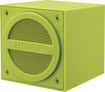 iHome - Bluetooth Rechargeable Mini Cube Speaker for Most Bluetooth-Enabled Devices - Green