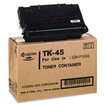 Kyocera - Tk45 Kmf1050 Black Toner Cartridge - Black