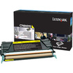 Lexmark - C748H4Yg C748 Yellow Print Cartridge