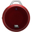 JBL - Micro Wireless Bluetooth Speaker- Each - Red