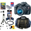 Canon - EOS Rebel T3 SLR Digital Camera w/ 18-55mm Lens 32 GB Memory Kit