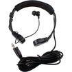 AGPtek - USB Throat Mic Earphone (black) for Sony PlayStation 3 PS3 & PC - Black - Black