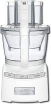 Cuisinart - Elite Collection 12-Cup Food Processor - White