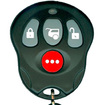 Omega - REC12 Deluxe Keyless Entry with Two 4-Button Transmitters