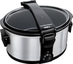 Hamilton Beach - Stay or Go 7-Quart Portable Slow Cooker - Silver