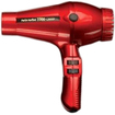 Turbo Power - Hair Dryer - 9.84 ft Cord - 1 Year Warranty - Red - Red