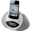iLive - Dual Alarm Clock Radio for iPod & iPhone