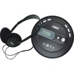 Naxa - CD/MP3 Player - Black