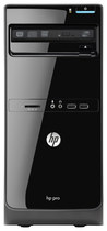 HP - Pro 3500 Desktop - 4GB Memory - 500GB Hard Drive - Black