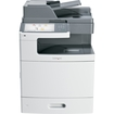 Lexmark - Laser Multifunction Printer - Color - Plain Paper Print - Desktop - Gray