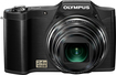 Olympus - SZ-12 14.0-Megapixel Digital Camera - Black