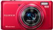 Fujifilm - FinePix T400 16.0-Megapixel Digital Camera - Red