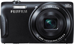 Fujifilm - FinePix T550 16.0-Megapixel Digital Camera - Black