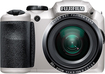 Fujifilm - FinePix S6800 16.0-Megapixel Digital Camera - White