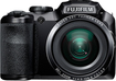 Fujifilm - FinePix S6800 16.0-Megapixel Digital Camera - Black