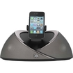 JBL - On Beat Air Speaker Dock with Airplay Music Streaming for iPad, iPod, iPhone - Black