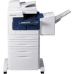 Xerox - ColorQube Solid Ink Multifunction Printer - Color - Plain Paper Print - Floor Standing
