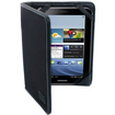 USA Gear - Black Protective Folio Case Cover f/ Samsung Galaxy® Tab 2 7.0, Tab 4 7.0 Android 4.0 Tablets - Black