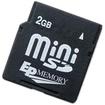 EP Memory - 2 GB miniSD Card