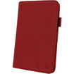 rOOCASE - Multi-Angle Vegan Leather Case Cover for Google Nexus 7 - Red