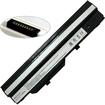 AGPtek - Laptop Battery for MSI Wind U90 U90X U100 Proline U100 Series - Black - Black