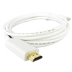AGPtek - Mini DisplayPort to HDMI Adapter (male) Cable for Apple Macbook