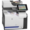 HP - LaserJet 500 Laser Multifunction Printer - Color - Plain Paper Print - Desktop - White