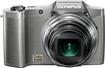 Olympus - SZ-12 14.0-Megapixel Digital Camera - Silver