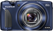 Fujifilm - FinePix F900EXR 16.0-Megapixel Digital Camera - Blue