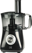 Kalorik - Food Processor - Black