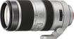 Sony - 70-400mm f/4-f/5.6 Telephoto Zoom Lens for Select Sony Alpha Digital SLR Cameras