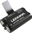 Lenmar - Lithium-Ion Battery for Select Flip Video and Ultra Camcorders - Black