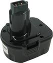 Lenmar - NiMH Battery for Select Black & Decker and Dewalt Power Tools - Black