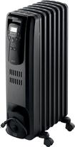 DeLonghi - Oil-Filled Radiator Heater - Black