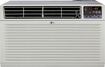 LG - 9,800 BTU Thru-the-Wall Air Conditioner - White