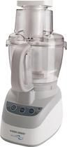 Black & Decker - PowerPro 10-Cup Food Processor - White