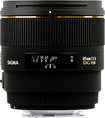 Sigma - 85mm f/1.4 EX DG HSM Medium Telephoto Lens for Select Canon EF/EF-S DSLR Cameras - Black