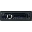 SSL - Single Din Full Detachable Front Panel DVD Receiver Front Aux Input USB & SD - Black