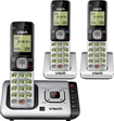 VTech - At&T Cordless Phone with Answering Machine
