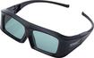 Mitsubishi - XPAND Active Shutter Infrared 3D Glasses - Satin Black