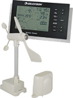 Celestron - Deluxe Weather Station - White