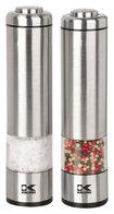Kalorik - 2-in-1 Salt and Pepper Mill - Stainless-Steel