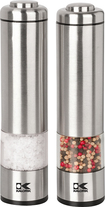 Kalorik - 2-in-1 Salt and Pepper Mill - Stainless-Steel