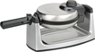 "Kalorik - Rotating 7"" Belgian Waffle Maker - Stainless-Steel"