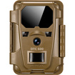 Minox - Trail Surveillance Digital Camera with IR-Filter Flash, 2GB Memory Card and Mounting Strap - Brown - Brown