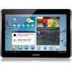 Samsung - Refurbished - Galaxy Tab 2 10.1 with 16GB Memory - Titanium Silver